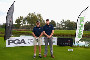 Adam Constable Golfplan Insurance PGA Pro-Captain Challenge Supported by Canopius - Day 1