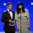 Adam DeVine 25th Annual Critics' Choice Awards - Show