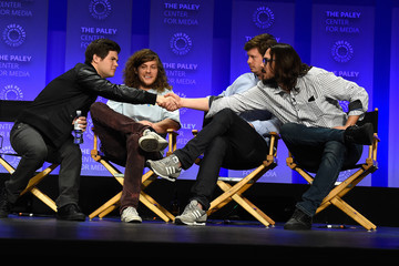 Adam DeVine Kyle Newacheck The Paley Center For Media's 32nd Annual PALEYFEST LA - A Salute To Comedy Central - Inside