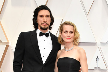 Adam Driver Joanne Tucker 2020 Getty Entertainment - Social Ready Content