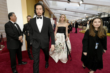 Adam Driver Joanne Tucker 92nd Annual Academy Awards - Red Carpet
