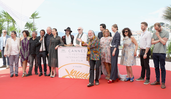 'The Man Who Killed Don Quixote' Photocall - The 71st Annual Cannes Film Festival