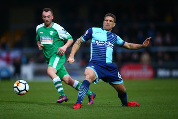 Adam El-abd Wycombe Wanderers v Leatherhead - The Emirates FA Cup Second Round