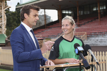 Adam Gilchrist BBL/WBBL Schedule Announcement