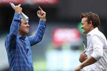 Adam Gilchrist Big Bash League - Stars v Heat