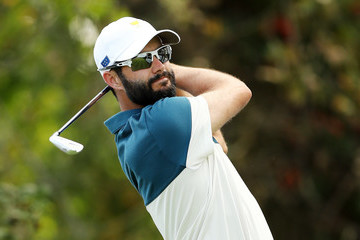 Adam Hadwin The Presidents Cup - Preview Day 3