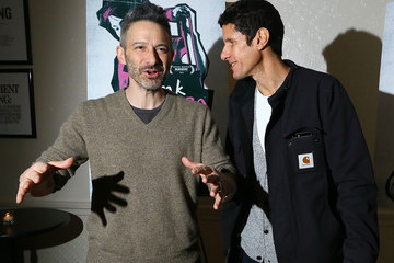 Adam Horovitz 'The Punk Singer' Screening in NYC