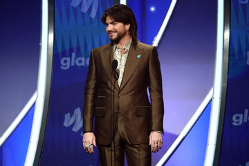 Adam Lambert 30th Annual GLAAD Media Awards Los Angeles - Inside