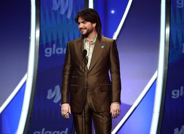30th Annual GLAAD Media Awards Los Angeles - Inside