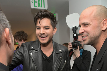 Adam Lambert Wolk Morais Collection 6 Fashion Show