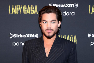 Adam Lambert SiriusXM + Pandora Present Lady Gaga At The Apollo
