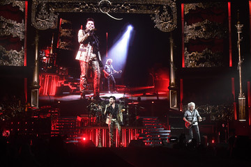 Adam Lambert Queen In Concert - Los Angeles, CA