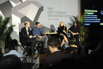 Adam Leibsohn The Fast Company Innovation Festival - Weber Shandwick Panel