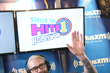 Adam Levine Adam Levine Visits 'Hits 1 in Hollywood' On SiriusXM Hits 1 Channel at the SiriusXM Studios In Los Angeles