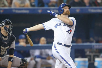 Adam Lind New York Yankees v Toronto Blue Jays