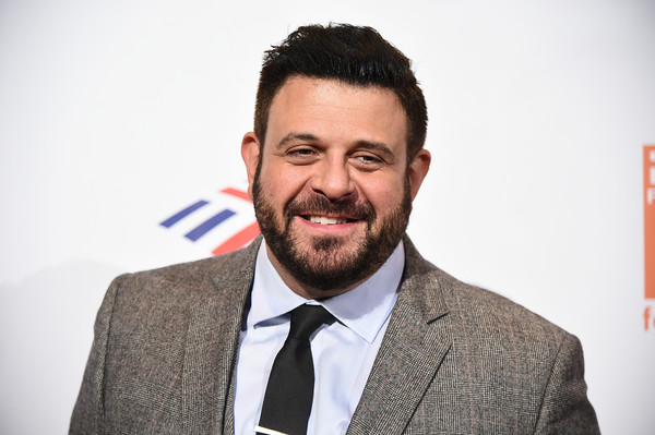 Food Bank For New York City Can-Do Awards [hair,facial hair,beard,chin,moustache,forehead,businessperson,white-collar worker,suit,photography,food bank for new york city,awards,new york city,cipriani wall street,adam richman]