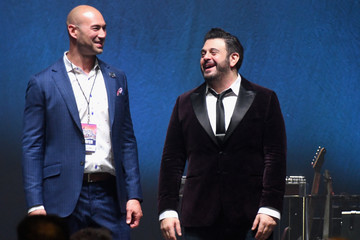 Adam Richman Taste Of The NFL Celebrates 28th Anniversary Of Party With A Purpose At The Cobb Galleria Centre In Atlanta