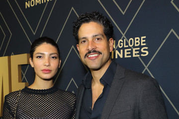 Adam Rodriguez Showtime's Golden Globe Nominees Celebration - Red Carpet