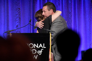 Adam Sandler Drew Barrymore The National Board Of Review Annual Awards Gala - Inside