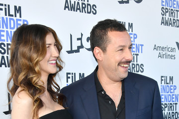 Adam Sandler 2020 Film Independent Spirit Awards  - Red Carpet