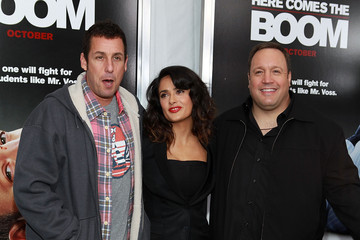 "Adam Sandler ""Here Comes The Boom"" New York Premiere"