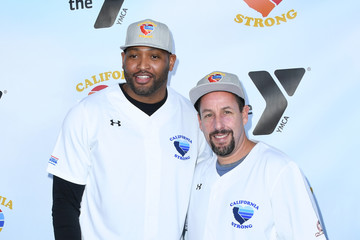 Adam Sandler California Strong Celebrity Softball Game