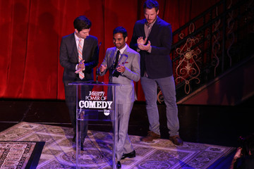 Adam Scott Chris Pratt Variety's 5th Annual Power Of Comedy Presented By TBS Benefiting The Noreen Fraser Foundation - Show