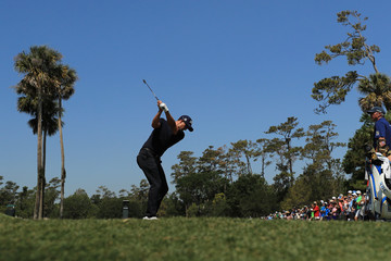Adam Scott THE PLAYERS Championship - Round Two