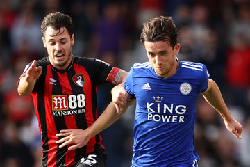 Adam Smith AFC Bournemouth vs. Leicester City - Premier League