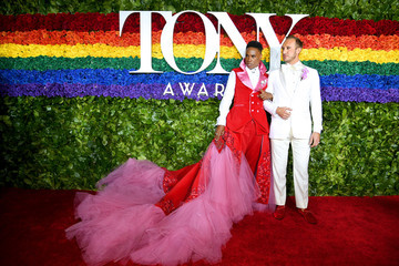 Adam Smith 73rd Annual Tony Awards - Red Carpet