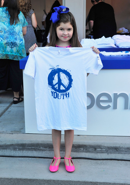 Addison Riecke - Variety's Power Of Youth Presented By Hasbro And GenerationOn - jcpenney