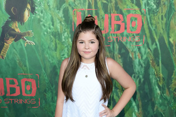 "Addison Riecke Premiere Of Focus Features' ""Kubo And The Two Strings"" - Arrivals"