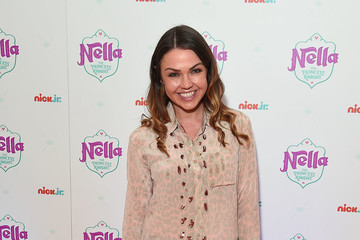 Adele Silva Celebs Reign at Nick Jr. Premiere of 'Nella The Princess Knight'