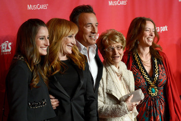 Adele Springsteen The 2013 MusiCares Person Of The Year Gala Honoring Bruce Springsteen - Arrivals