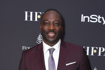 Adewale Akinnuoye-Agbaje The Hollywood Foreign Press Association And InStyle Party At 2018 Toronto International Film Festival - Arrivals