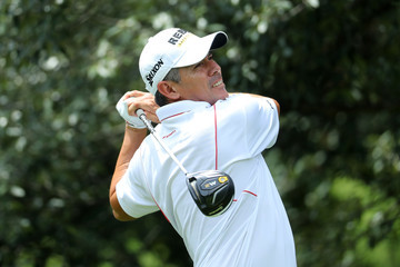 Adilson Da Silva Joburg Open - Day Four