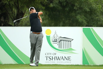 Adilson Da Silva Tshwane Open - Day Two