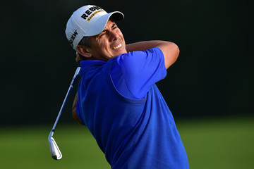 Adilson Da Silva Hero Indian Open - Day Three