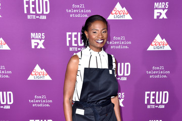 Adina Porter Premiere of FX Network's 'Feud: Bette and Joan' - Arrivals