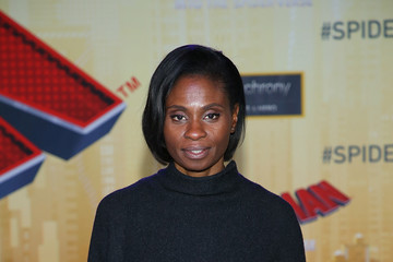 Adina Porter World Premiere Of Sony Pictures Animation And Marvel's 'Spider-Man: Into The Spider-Verse' - Arrivals
