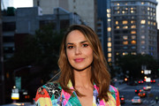 Arielle Kebbel attends Adore Me x Pride 2019 hosted By Gigi Gorgeous at Gitano on June 27, 2019 in New York City.