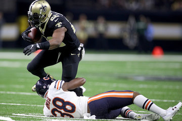 Adrian Amos Chicago Bears v New Orleans Saints