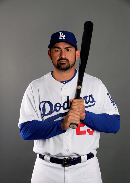 Adrian Gonzalez Photos Photos Los Angeles Dodgers Photo