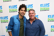 Adrian Grenier Visits a Radio Morning Show