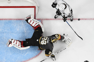 Adrian Kempe Los Angeles Kings vs. Vegas Golden Knights - Game Two
