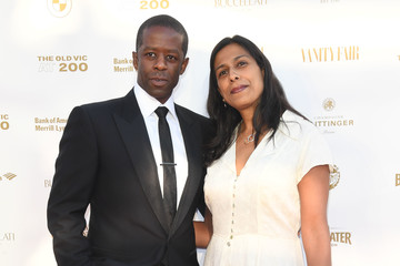 Adrian Lester The Old Vic Bicentenary Ball - Red Carpet Arrivals