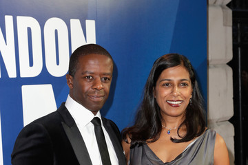 Adrian Lester 61st BFI London Film Festival Awards - Red Carpet Arrivals