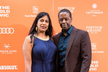 Adrian Lester The Old Vic Midsummer Party - Arrivals
