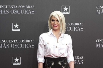 Adriana Abenia 'Fifty Shades Darker' Madrid Premiere