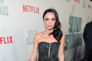 Adriana DeMeo Netflix's 'Seven Seconds' Premiere Screening And Post-Reception